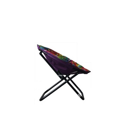 folding chair emoji hospital chairs that recline adult saucer pals target