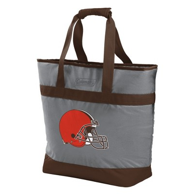 NFL Cleveland Browns Rawlings 30-Can Soft Sided Cooler Tote