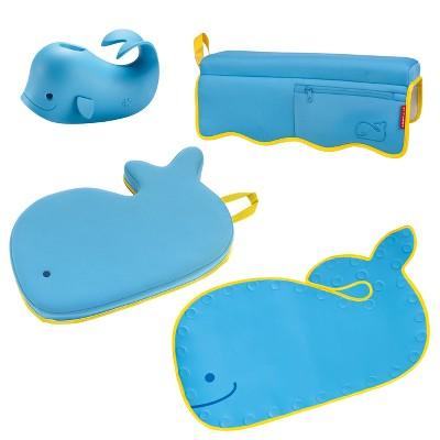 Skip Hop Moby Bathtime Essentials Kit - 4pc