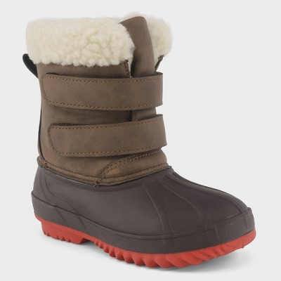 Toddler Boys' Barkley Winter Boots - Cat & Jack™