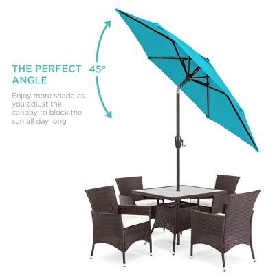 7 foot patio umbrellas target