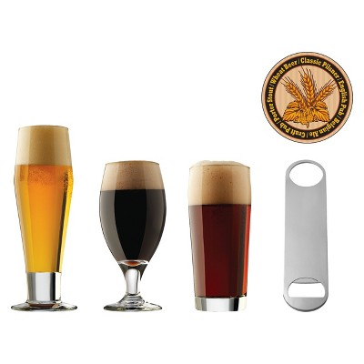Libbey® Beer Craft Brew 25pc Assorted Beer Glasses