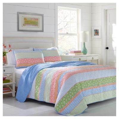 Blue Charlie Quilt Set - Poppy & Fritz®
