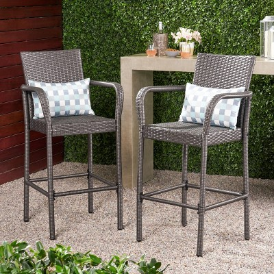 bar height patio chairs target