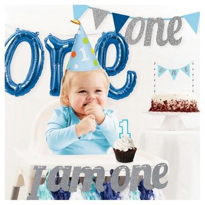 boys 1st birthday party