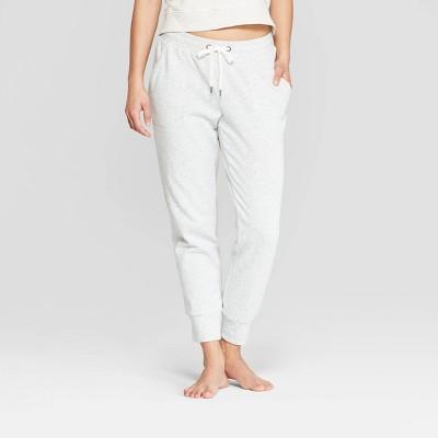 Women's Brushed Fleece Lounge Jogger Pants - Stars Above™
