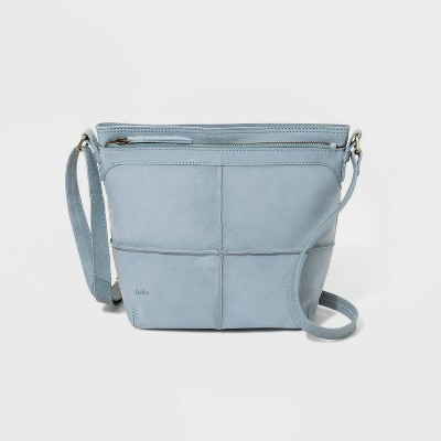 Bolo Broomfield Crossbody Bag - Gray