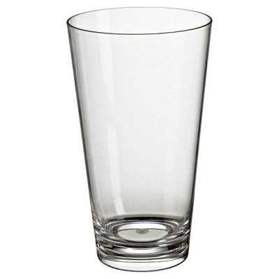 Felli 22oz 6pk Acrylic Single Wall Highball Tumblers