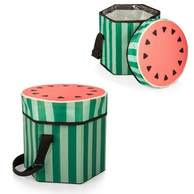 Picnic Time Portable Cooler - Green