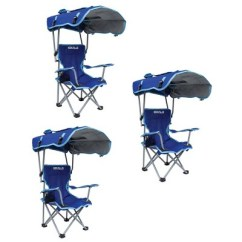 Folding Canopy Chair Swivel Dining Chairs With Arms Kelsyus Kids Original Backpack Loung Target