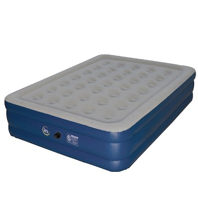 Serta Perfect Sleeper Raised Double High Air Mattress Target About This Item