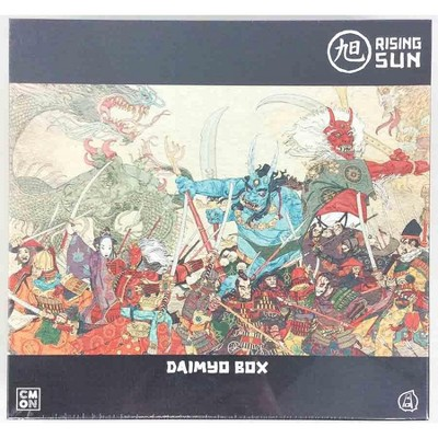 Rising Sun - Daimyo Box Board Game