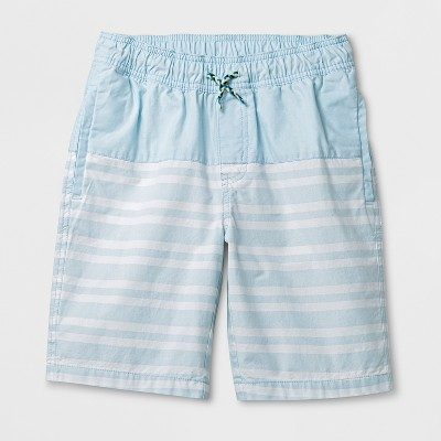 Boys' Pull-On Shorts - Cat & Jack™ Blue