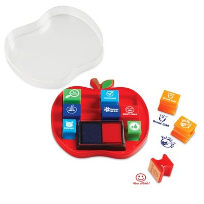 Learning Resources Pretend and Play School Stamps
