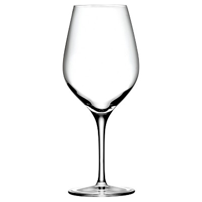 Oneida Grace 17oz Stemware Red Wine Glasses - Set of 4