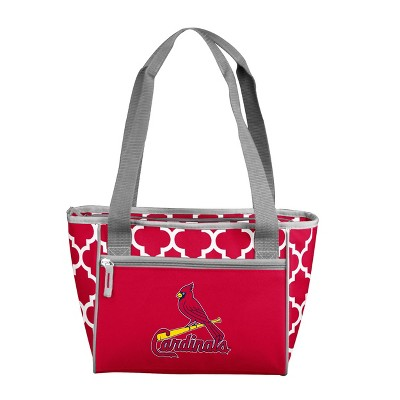 MLB St. Louis Cardinals 16 Can Cooler Tote
