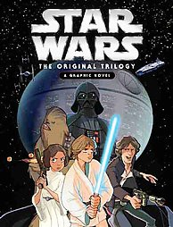 Star Wars : The Original Trilogy (Hardcover)