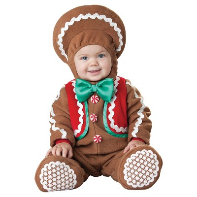 Baby Sweet Gingerbread Costume - Morris Costumes