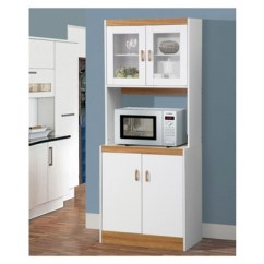 Oak Kitchen Cart Aid Stand Mixer Cover Traditional Microwave White Home Source Industries Target