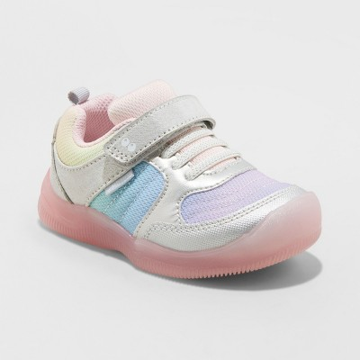 Toddler Girls' Surprize by Stride Rite Sabina Washable Bright Sneakers