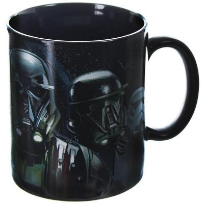 Star Wars Rogue One Death Trooper Coffee Mug