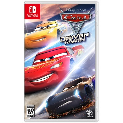 Cars 3 Driven To Win Nintendo Switch Target