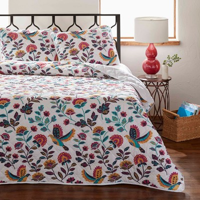 Mina Quilt Set Natural - Azalea Skye