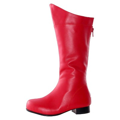 Boys' Halloween Red Shazam Boots Costume
