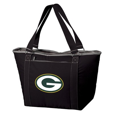 Picnic Time NFL Team Topanga Cooler Tote - Black