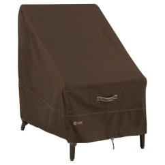 Target High Chair Covers Best Recliner Australia Madrona Back Patio Cover Dark Cocoa