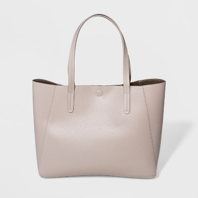 Reversible Tote Handbag - A New Day™