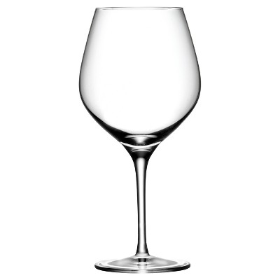 Oneida Grace 6oz Stemware Balloon Wine Glasses - Set of 4