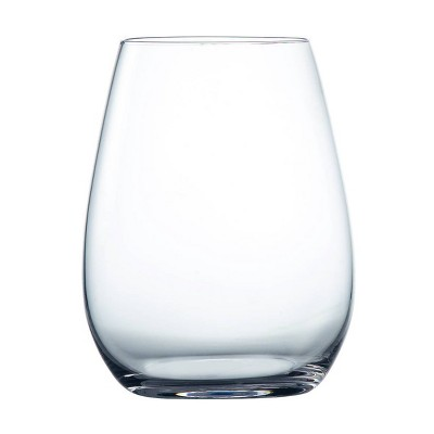 Marquis by Waterford 18.6oz 4pk Moments Stemless Wine Glasses