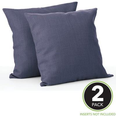 linen pillow covers target
