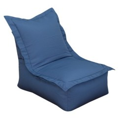 Blue Bean Bag Chairs Ekornes Office Chair Outdoor Lounger Ace Bayou Target