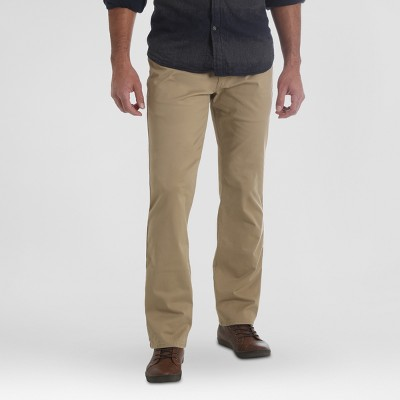 Wrangler® Men's Straight Fit Jeans with Flex