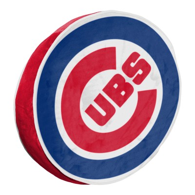 mlb chicago cubs northwest cloud pillow