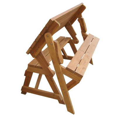folding chair picnic table christopher knight chairs interchangeable garden bench merry products target