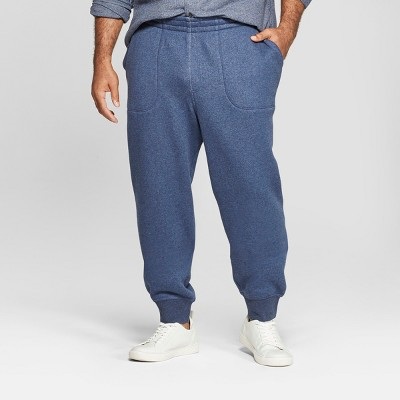 Men's Big & Tall Tapered Knit Jogger - Goodfellow & Co™