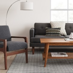 Modern Table For Living Room Simple Elegant Ideas Amherst Mid Century Coffee Brown Project 62 Target