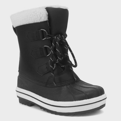 Boys' Winston Duck Winter Boots - Cat & Jack™