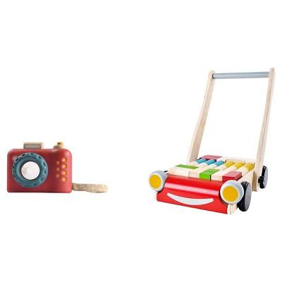 Plan Toys Baby Walker Bonus Set