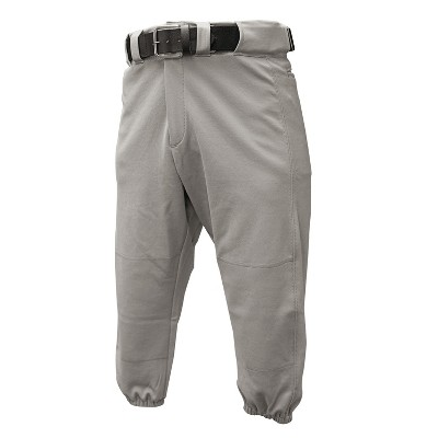 Franklin Sports Youth Baseball Pants - S - Gray