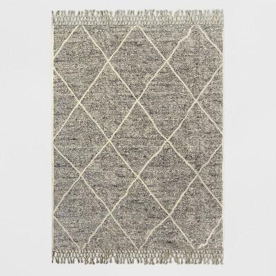 5 x 7 desert hatch outdoor rug gray opalhouse