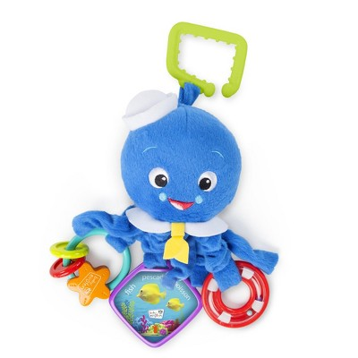 Baby Einstein Activity Arms Octopus Multicolored Target