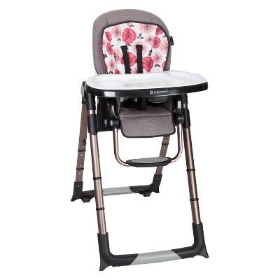 infant feeding chair office ebay baby trend go lite 5 in 1 center high rose gold target
