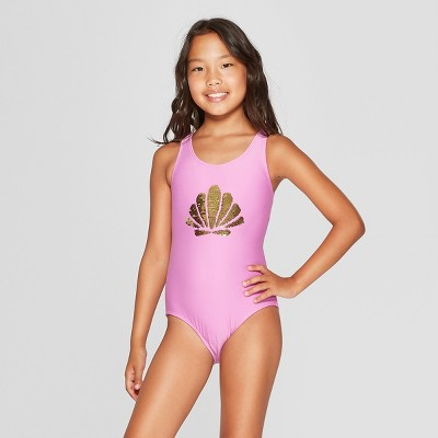 girls flip sequins one