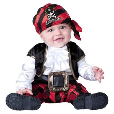 Baby/Toddler Cap'n Stinker Pirate Costume