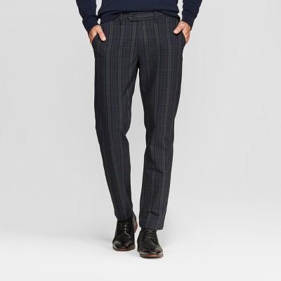 Men's Slim Fit Fashion Trousers - Goodfellow & Co™ Dark Green