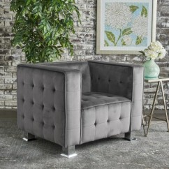 Velvet Tufted Chair Pedicure Spa Chairs South Africa Boden New Arm Christopher Knight Home Target